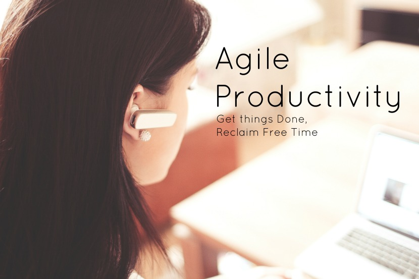Agile Productivity